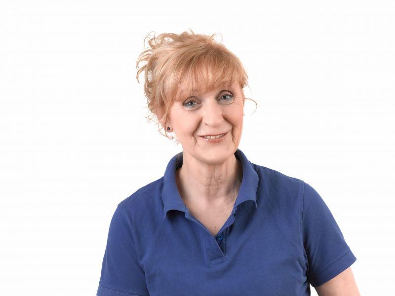 Elke Leipnitz - Zahnarzthelferin